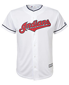 MajesticCleveland Indians Replica Jersey, Big Boys