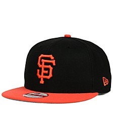San Francisco Giants 2-Tone 9FIFTY Snapback Cap