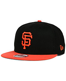 New Era San Francisco Giants 2-Tone 9FIFTY Snapback Cap