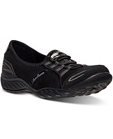 Skechers Women's Relaxed Fit: Breathe Easy - Good Life Memory Foam Casual Sneakers from Finish Line