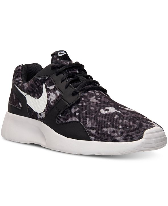 Nike Men's Kaishi Print Casual Sneakers from Finish Line