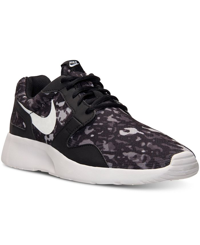 Nike - Men's Kaishi Print Casual Sneakers from Finish Line