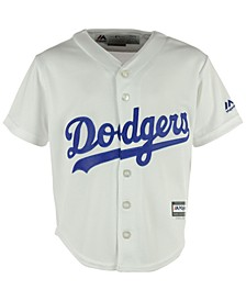 MLB Replica Cool Base Jersey, Little Boys (4-7)
