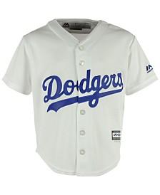 Majestic MLB Replica Cool Base Jersey, Little Boys (4-7)