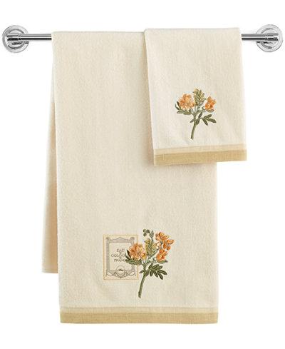 Avanti Bath Accessories, Alana Bath Towel