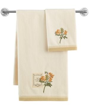 Avanti Bath Accessories Alana Hand Towel Bedding