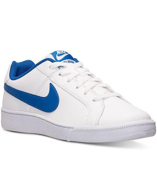 c869ad0d73 Nike Men's Court Royale Casual Sneakers from Finish Line ...