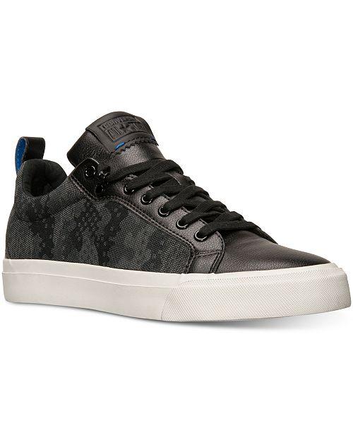 3a17b78e3144 ... Converse Men s Chuck Taylor All Star Fulton Camo Jacquard Casual  Sneakers from Finish ...