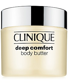 Clinique Deep Comfort Body Butter, 6.7 oz