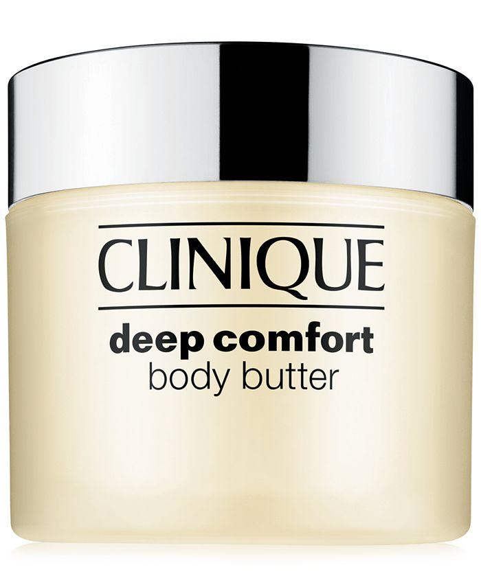 Clinique - Deep Comfort Body Butter  6.7 oz.