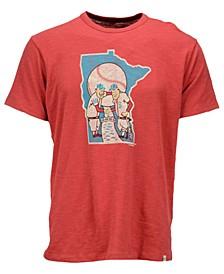 Men's Minnesota Twins Scrum T-Shirt