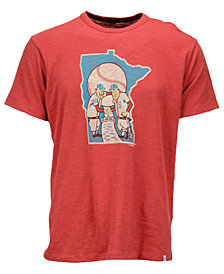 '47 Brand Men's Minnesota Twins Scrum T-Shirt