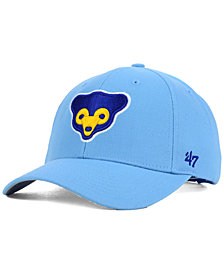 '47 Brand Chicago Cubs MVP Curved Cap