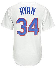 Majestic Nolan Ryan Texas Rangers Cooperstown Replica Jersey