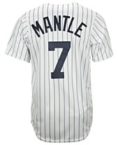 801dc3e6559 Majestic Mickey Mantle New York Yankees Cooperstown Replica Jersey