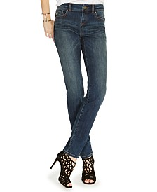 I.N.C. INC Essentials Curvy-Fit Skinny Jeans, Created for Macy's