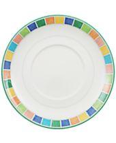 Villeroy & Boch Dinnerware, Twist Alea Breakfast Cup Saucer