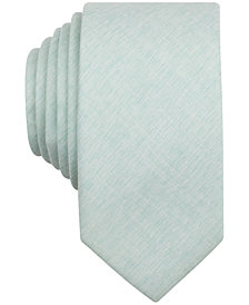 Bar III Grant Solid Skinny Tie