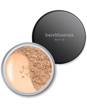 bareMinerals Matte Loose Powder Foundation Spf 15