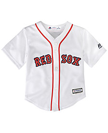 Majestic Babies' Boston Red Sox Replica Jersey