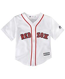 Majestic Babies' Boston Red Sox Replica Jersey