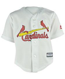 Majestic Babies' St. Louis Cardinals Replica Jersey