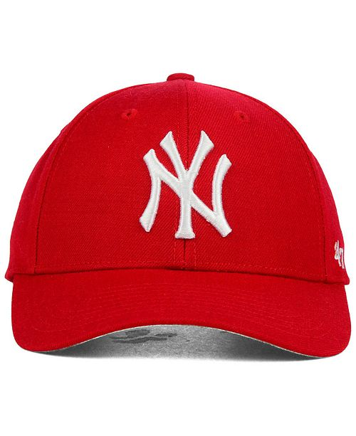 c797151751f8  47 Brand. New York Yankees MVP Curved Cap. Be the first to Write a Review.  main image  main image  main image ...