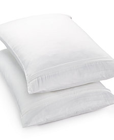 Martha Stewart Essentials 2-Pack King Pillow Protectors, Created for Macy's