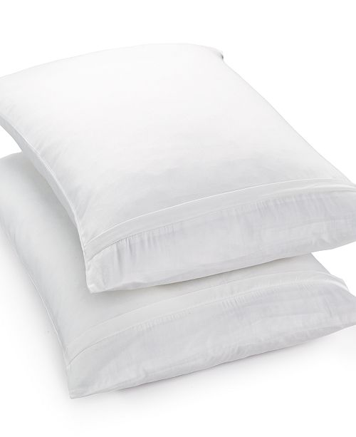 Martha Stewart Collection 2-Pack Pillow Protectors Collection, Created for Macy's