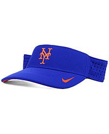 Nike New York Mets Vapor Visor