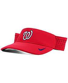 Nike Washington Nationals Vapor Visor