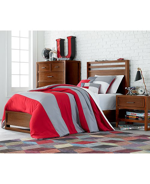Battery Park Twin Bedroom Furniture Collection Created For Macy S
