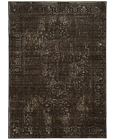 "CLOSEOUT! Kenneth Mink  Spectrum Mod Heriz 5'3"" x 7'6"" Area Rug"