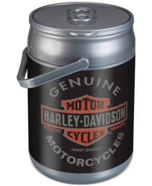 Picnic Time Harley-Davidson Oil Can Cooler