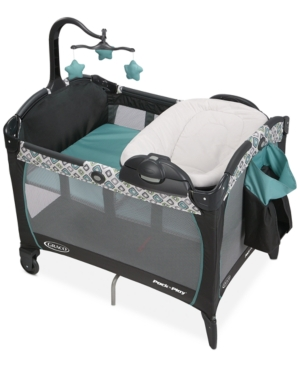 Graco Baby Pack n Play Playard Portable Napper  Changer