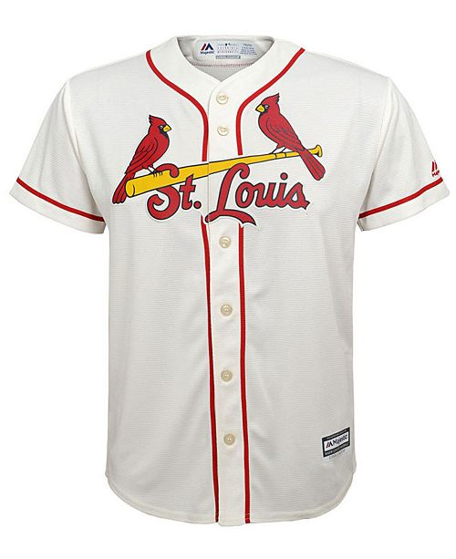 337f80a6ad1 Majestic Toddlers  St. Louis Cardinals Replica Jersey   Reviews ...