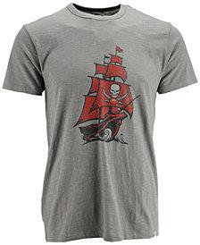 '47 Brand Men's Tampa Bay Buccaneers Logo Scrum T-Shirt