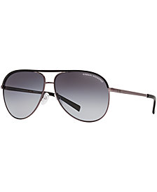 AX Armani Exchange Polarized Sunglasses, AX AX2002P