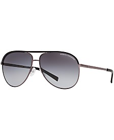 AX Armani Exchange Polarized Sunglasses , AX AX2002P