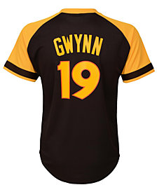 Majestic Tony Gwynn San Diego Padres MLB Youth Cooperstown Player Jersey, Big Boys