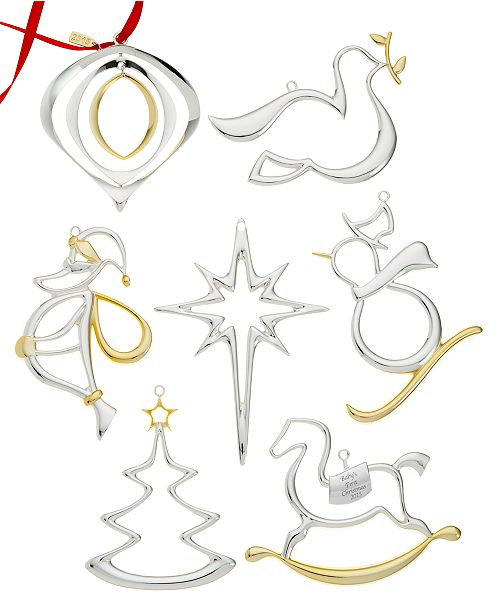 2015 Christmas Ornament Collection
