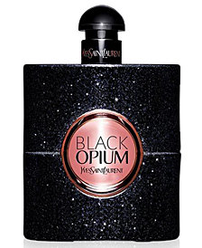 Yves Saint Laurent Black Opium Eau de Parfum, 3 oz