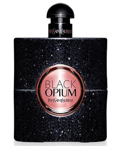 Yves Saint Laurent Black Opium Eau de Parfum, 3 oz