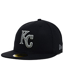 New Era Kansas City Royals Graphite 59FIFTY Cap