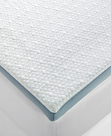 CLOSEOUT! SensorGel 3'' Advanced iCOOL Gel Memory Foam Queen Topper