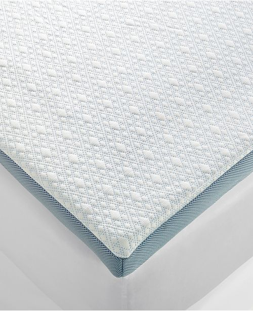 SensorGel CLOSEOUT! 3'' Advanced iCOOL Gel Memory Foam Toppers