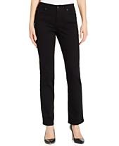 db24850e929417 Charter Club Petite Lexington Straight-Leg Jeans, Created for Macy's
