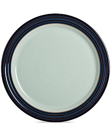 Denby Dinnerware Peveril Collection Stoneware Dinner Plate