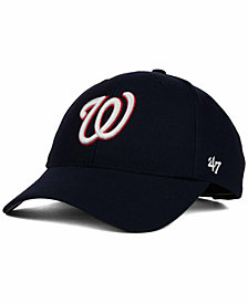 '47 Brand Washington Nationals MVP Curved Cap