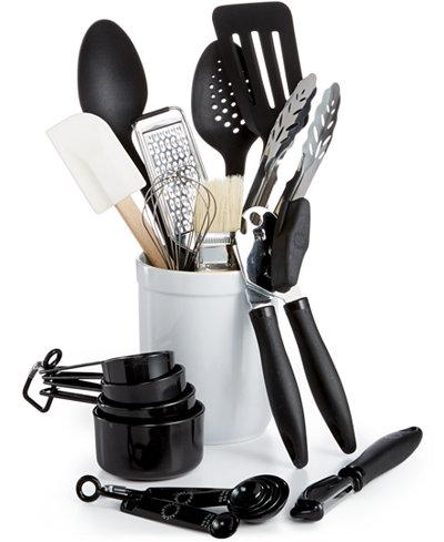 Martha Stewart Kitchen Utensil Set